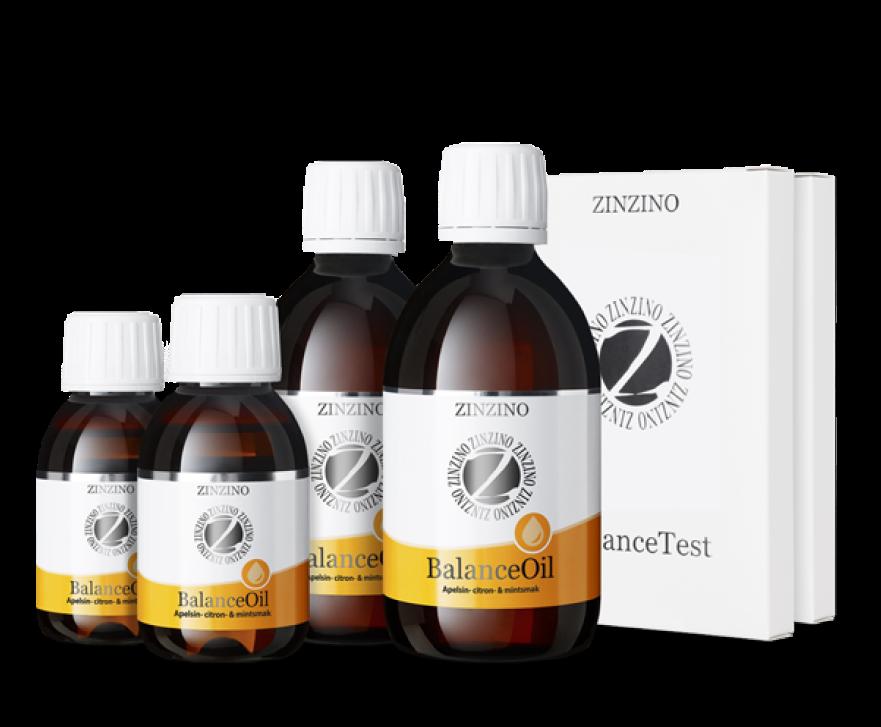 zzStart BalanceOilKit - Produkter